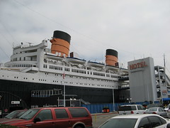 Queen Mary, Long Beach