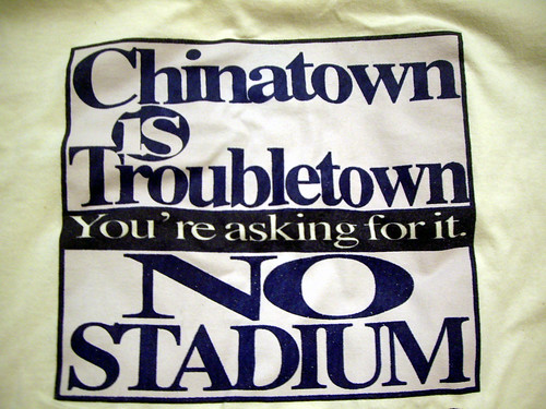 Chinatown is Troubletown