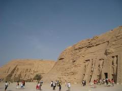 Los dos templos (versae) Tags: egypt egipto مصر abusimbel أبوسمبل أبوسنبل