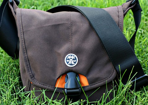 Crumpler Cross-body Bag