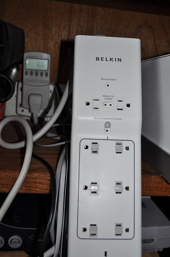 Belkin + Kill-A-Watt