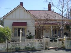 Cute Melbourne houses (animoller) Tags: house melbourne kensington 2009