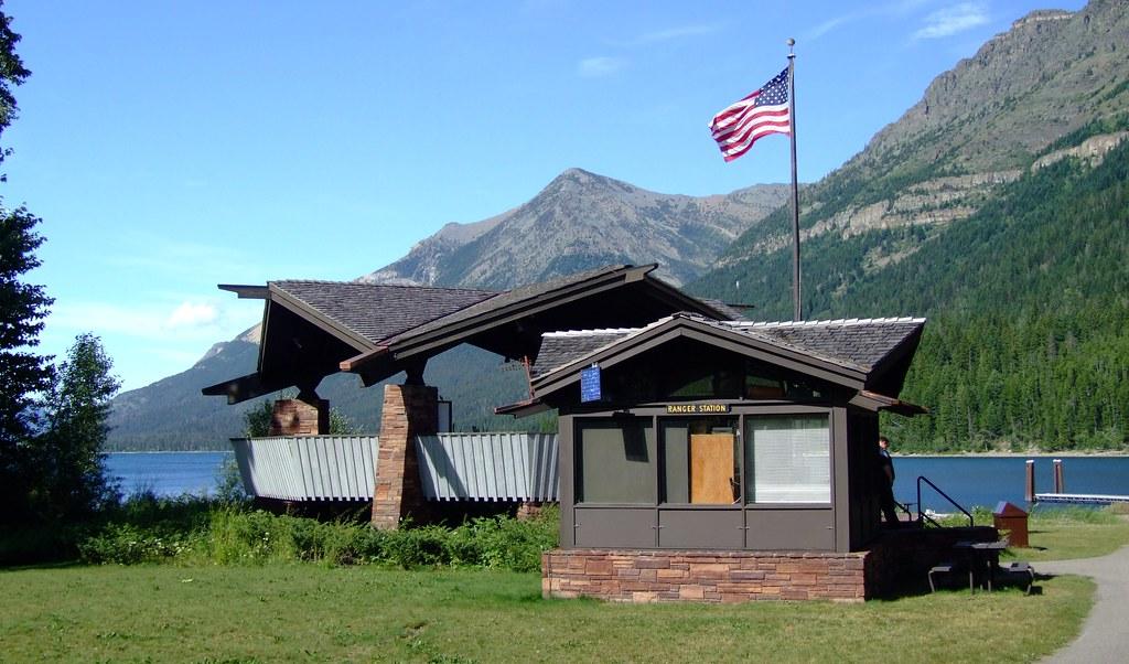 Goat Haunt Ranger Station