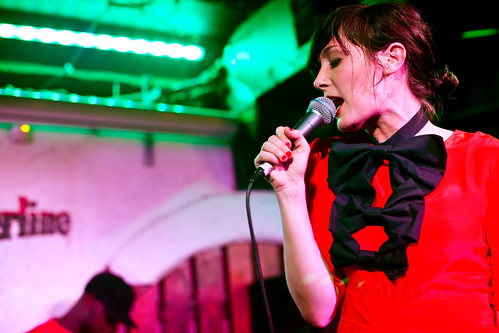 Sarah Blasko at Borderline