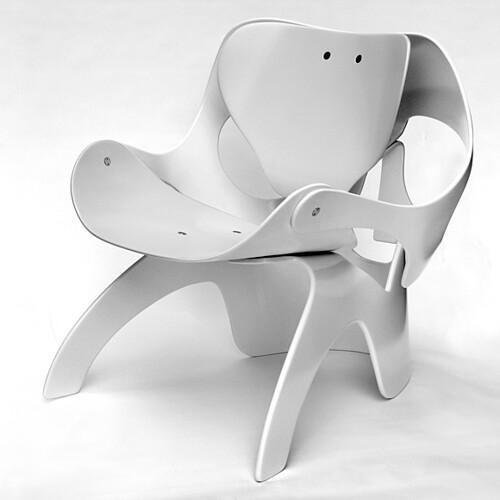 Schedel stoel