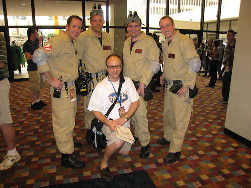 Dragon*Con - The Ghostbusters and Shag