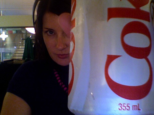 Afternoon Diet Coke - $1.25