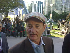 Bill Murray - TIFF 09 by Bucajack, on Flickr