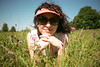 communing with nature (sgoralnick) Tags: alexis nature museum upstate stormking upstateny stormkingartcenter flybutter