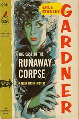 (SReed99342) Tags: erlestanleygardner perrymason mystery pulp novel paperback 1950s book cover