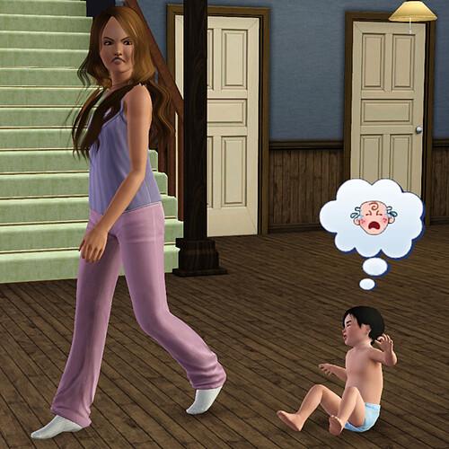 I suspect children are not in Annie's future