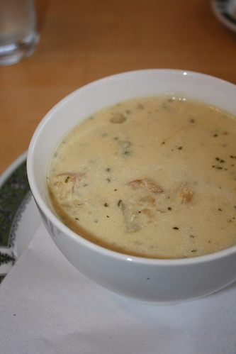 Food in Scotland - Scullen Skink