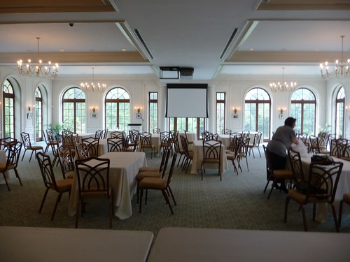 Inside the Terrace Room