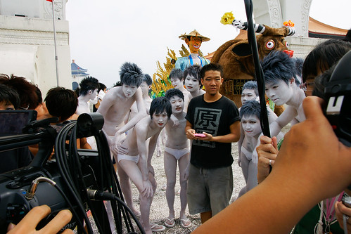 來自馬來西亞的藝術家,沒記錯的話是叫做Goh