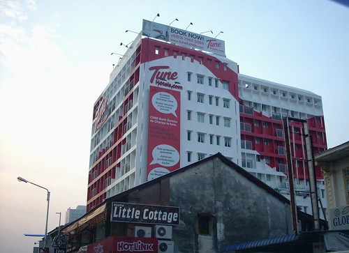DSCN1798 Tune Hotel ,Penang