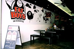 Fat Boy's - The Burger Bar