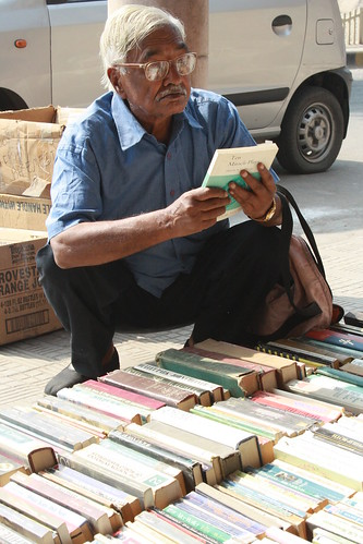 City History - Sunday Book Bazaar, Daryaganj