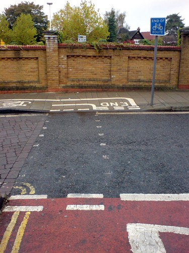 Daft Cycle Lanes