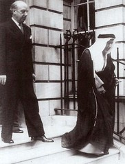 Sheikh Abdullah Alsalem in London (Aljamea) Tags: old house cap kuwait past shaikh kuwaiti 1953 q8 abdullah   britannic southwell  alsabah alsalem