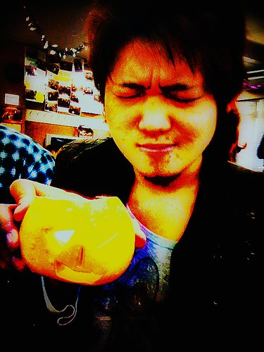 G5's Takuya and his jack-o-lantern