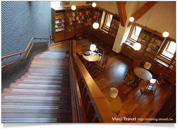【北投一日遊】北投圖書館~綠色概念美學的圖書館16