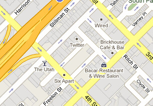 loc: 178 Bluxome St. San Francisco CA US - Google Maps