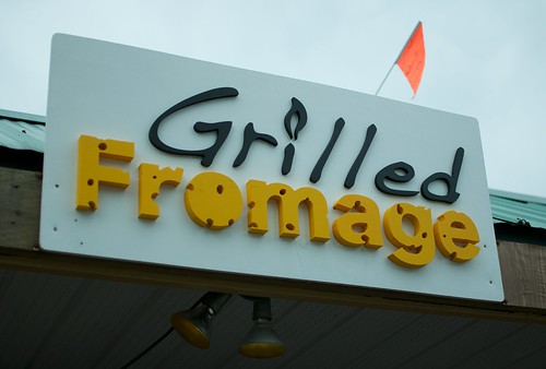 Grilled Fromage