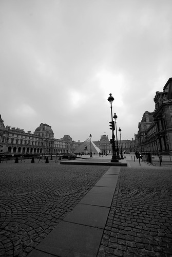 Louvre Square