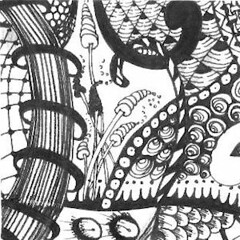 twinchie0007 ZENTANGLE (louvebleue) Tags: blackandwhite pen ink drawing doodle draw doodling encre doodleart zentangle twinchies zendoodle