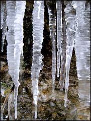 Ghiaccioli - Icicles (francesca!!) Tags: winter cold ice inverno freddo icicles ghiaccio ghiaccioli