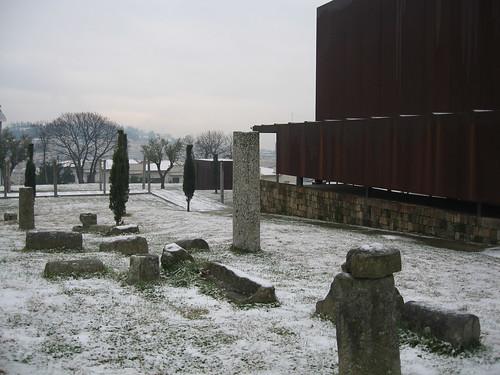 Termas Cividade com Neve