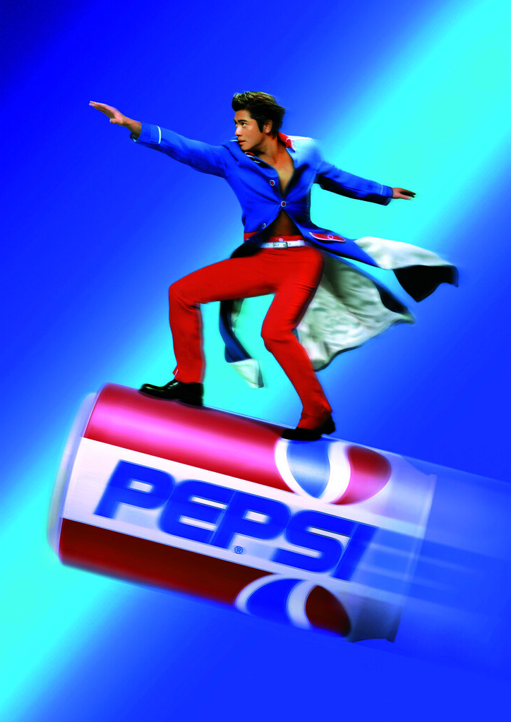 Pepsi's success in China 1