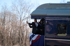 Obama Train - by Super Jag