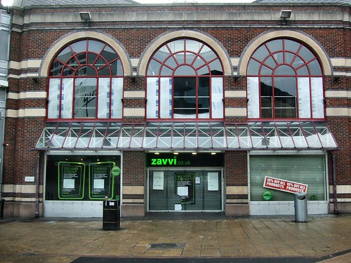 Zavvi Clayton Square Closed