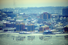 Yonkers, NY (Tony Shi Photos) Tags: newyorkcity bronx hudsonriver  bronxcounty tonyshi nikond700hdr boroughofnyc  alpineny yonkerny palisadesinterstatepkwy