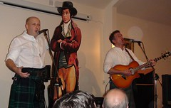 Inveraray 250th Anniv Burns Support