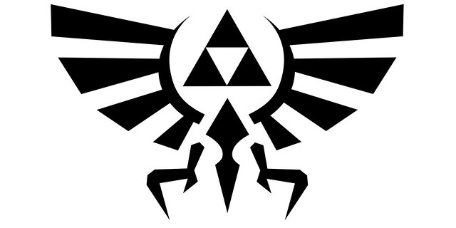 tattoo symbols for strength. Women tattoo designs-Family Crest Tattoos. Zelda Hyrule Crest Tattoo