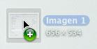 Captura de pantalla arrastrando un fichero pulsando Alt para realizar una copia en Mac OS X