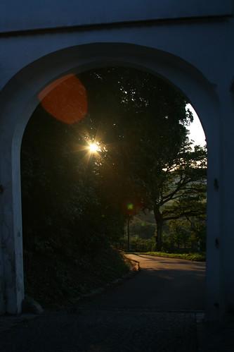 Nové Hrady Gate