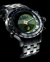 Фото 1 - Машина времени или наручные часы (фото)