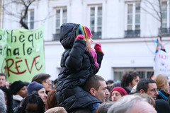IMG_3285 (zematz) Tags: france jeudi sarkozy manifestation