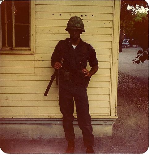 ROTC - Camo 1980