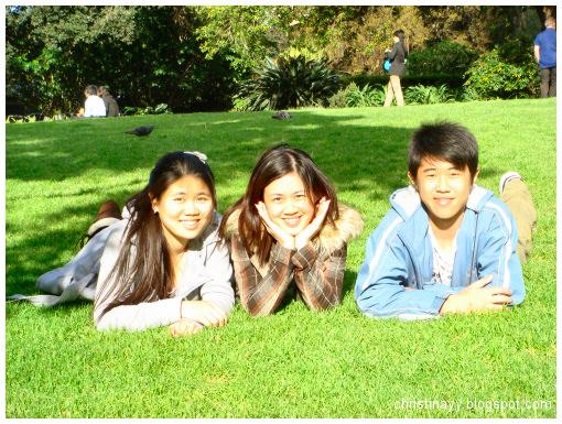 Palace Garden, Sydney
