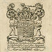 [Bookplate of Charles Vilcount Bruce]