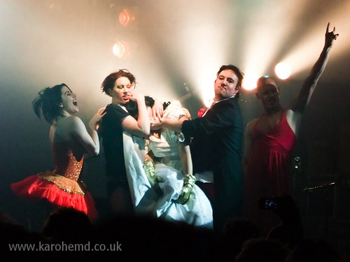 Amanda Palmer and the Danger Ensemble