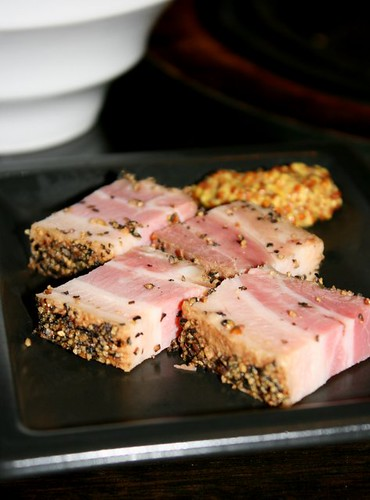 Aburi bacon