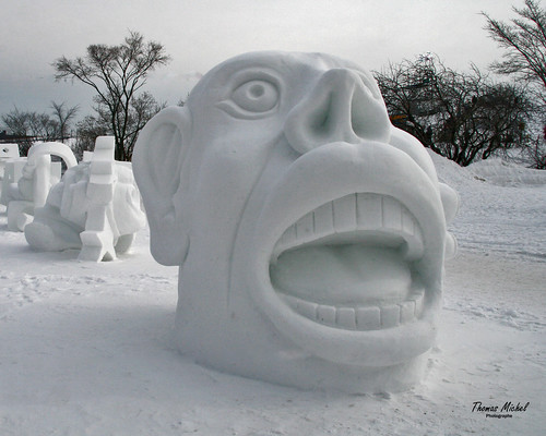 quebec winter carnival. Quebec Winter Carnival I