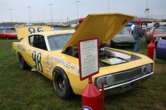 Benny Parsons Race Car 1969 Ford Talladega