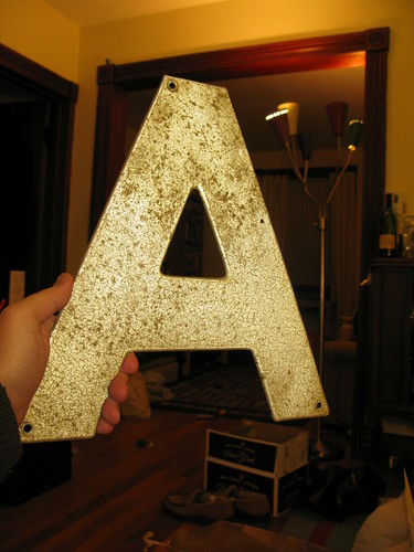 A! is for Alex