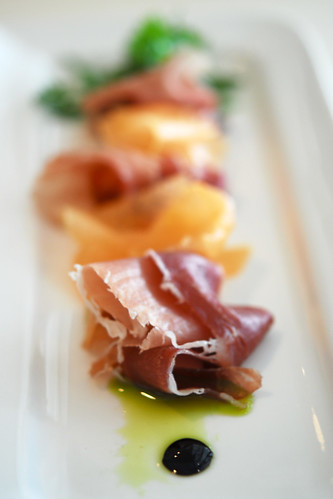 Parma Ham with melon - DSC_3297